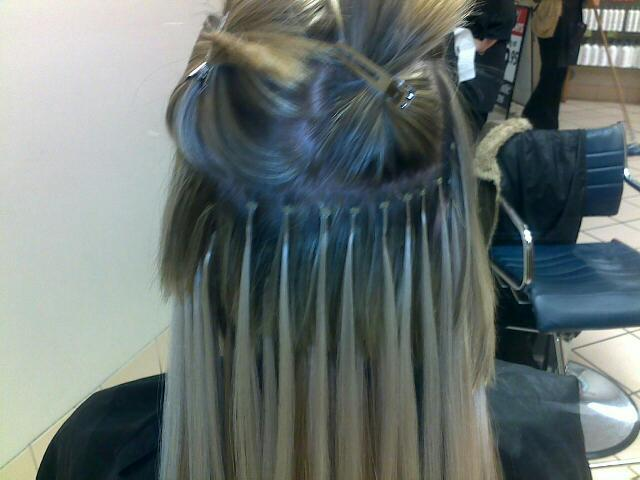 Natural Hair Extensions At Newstyle Salon Appleton Downtown