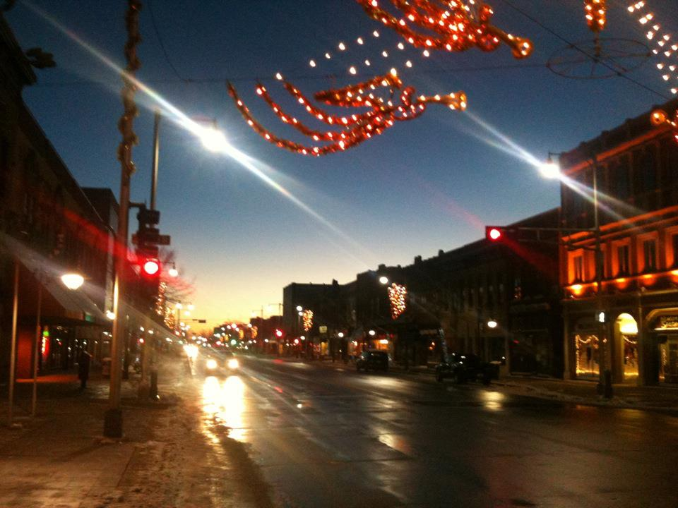 Early Morning in Downtown Appleton