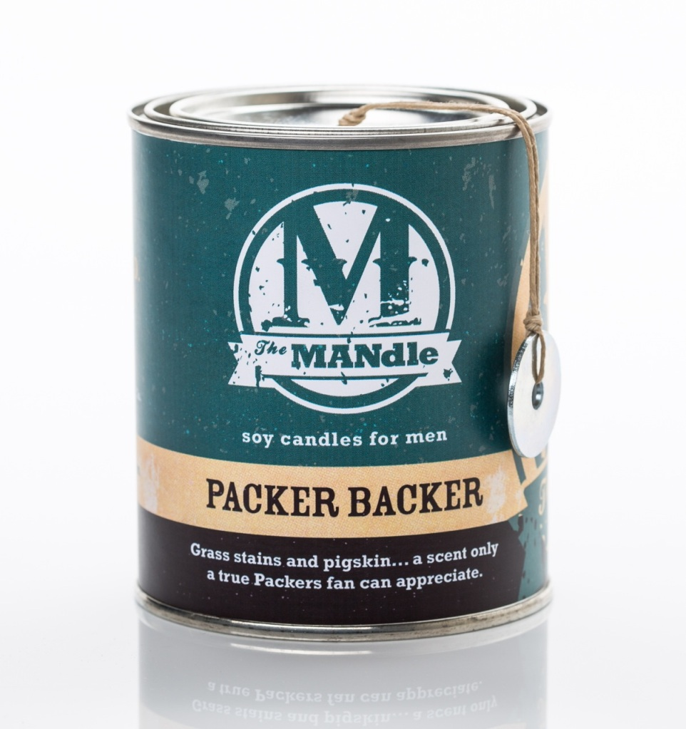 Packer Backer eco candle
