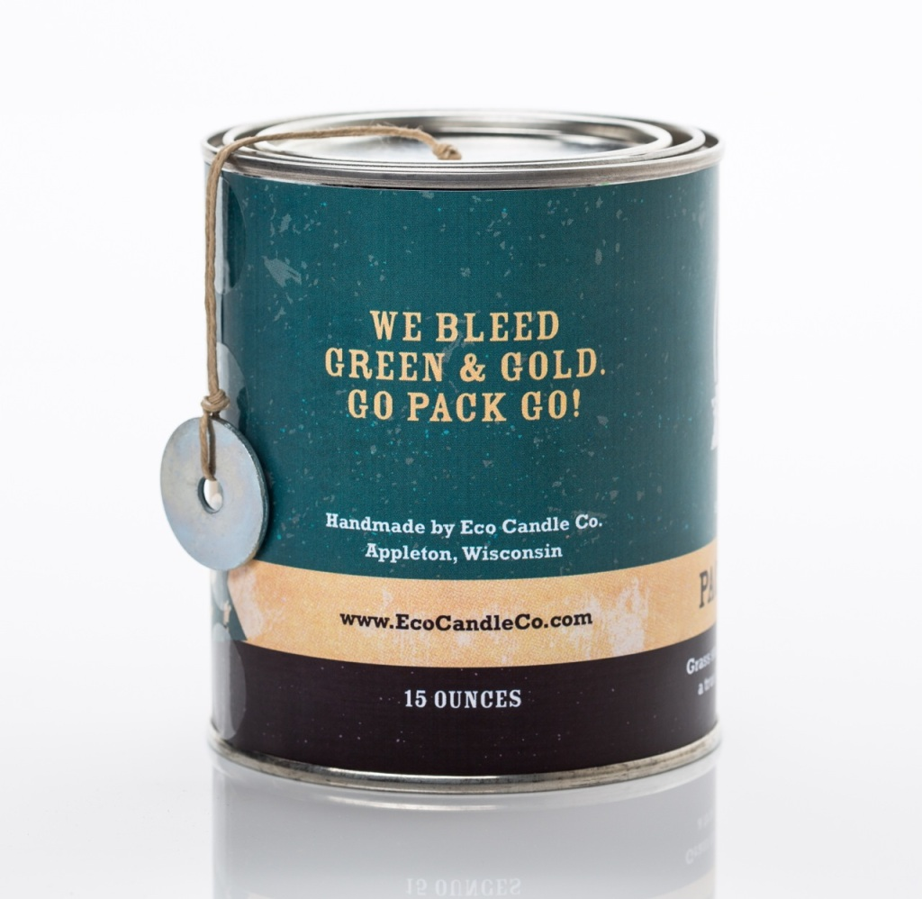 Packer Back eco candle