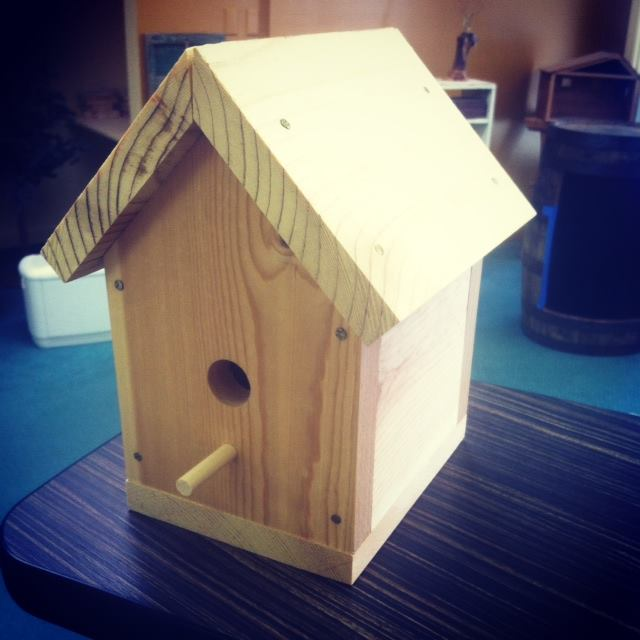 Birdhouse designs plans and ideas for building handcrafted wooden ...