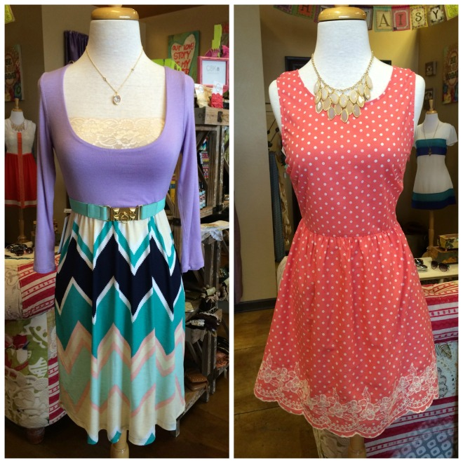 Hey, Daisy! Howard pastel dresses