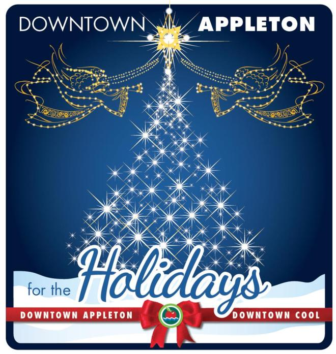 Downtown For The Holidays LOGO